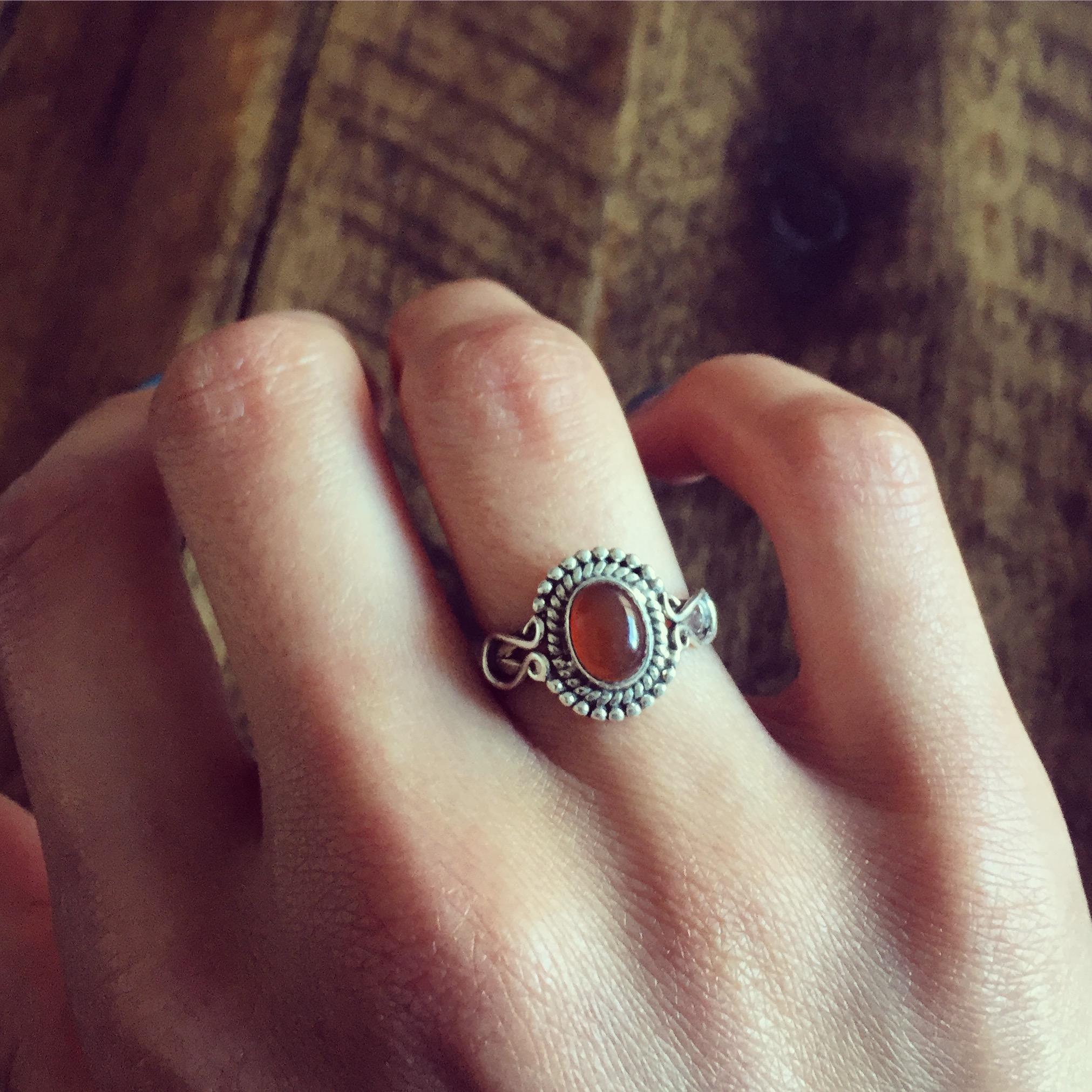 Carlenian 925 Sterling Silver Ring