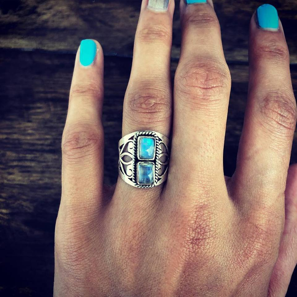 RMS 925 Sterling Silver Ring